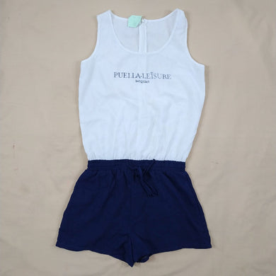 PUELLA LEISURE TWO TONE ROMPER