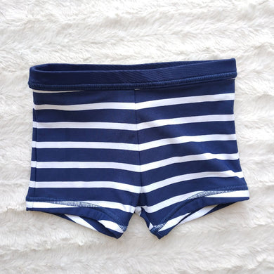 F&F STRIPED BOYS SWIM SHORTS - okriks-market