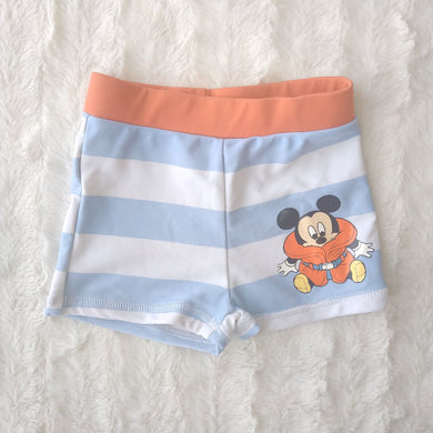 DISNEY PRINT BOYS SWIM SHORTS - okriks-market