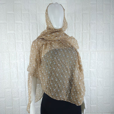 Two Colour Cotton Shawl - okriks-market