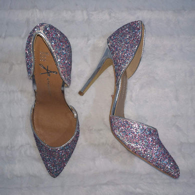 Glittery Pumps By Atmosphere - okriks-market