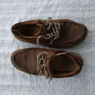 Clarks Brown Men Shoe - okriks-market