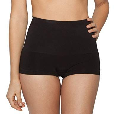 Black Control Boy Shorts - okriks-market