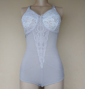 Preloved Discolored Bodysuit Shapewear - okriks-market