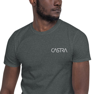 CASTRA - Short-Sleeve Unisex T-Shirt