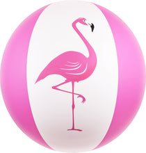 Load image into Gallery viewer, Flamingo Beach Ball