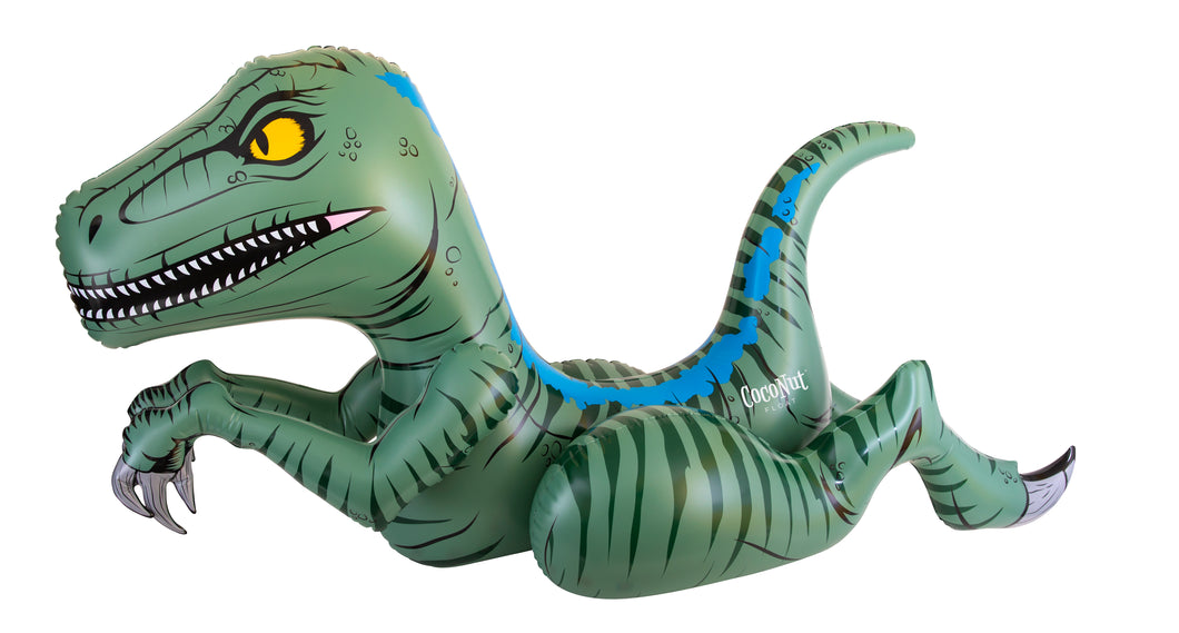 Blue Raptor Pool Float