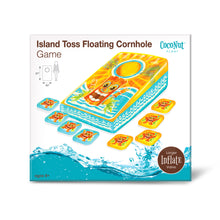 Load image into Gallery viewer, Island Toss Floating Cornhole Game