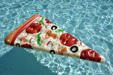 Load image into Gallery viewer, Deluxe Pizza Slice Pool Float