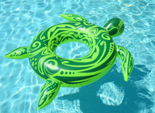 Load image into Gallery viewer, Sea Turtle Pool Float