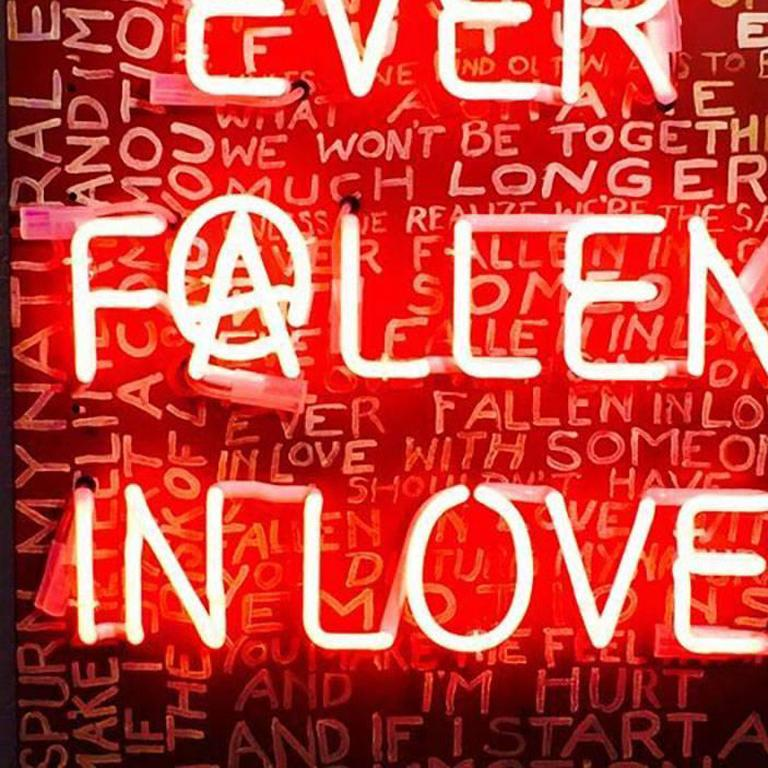 Ever Fallen neon Sloper original