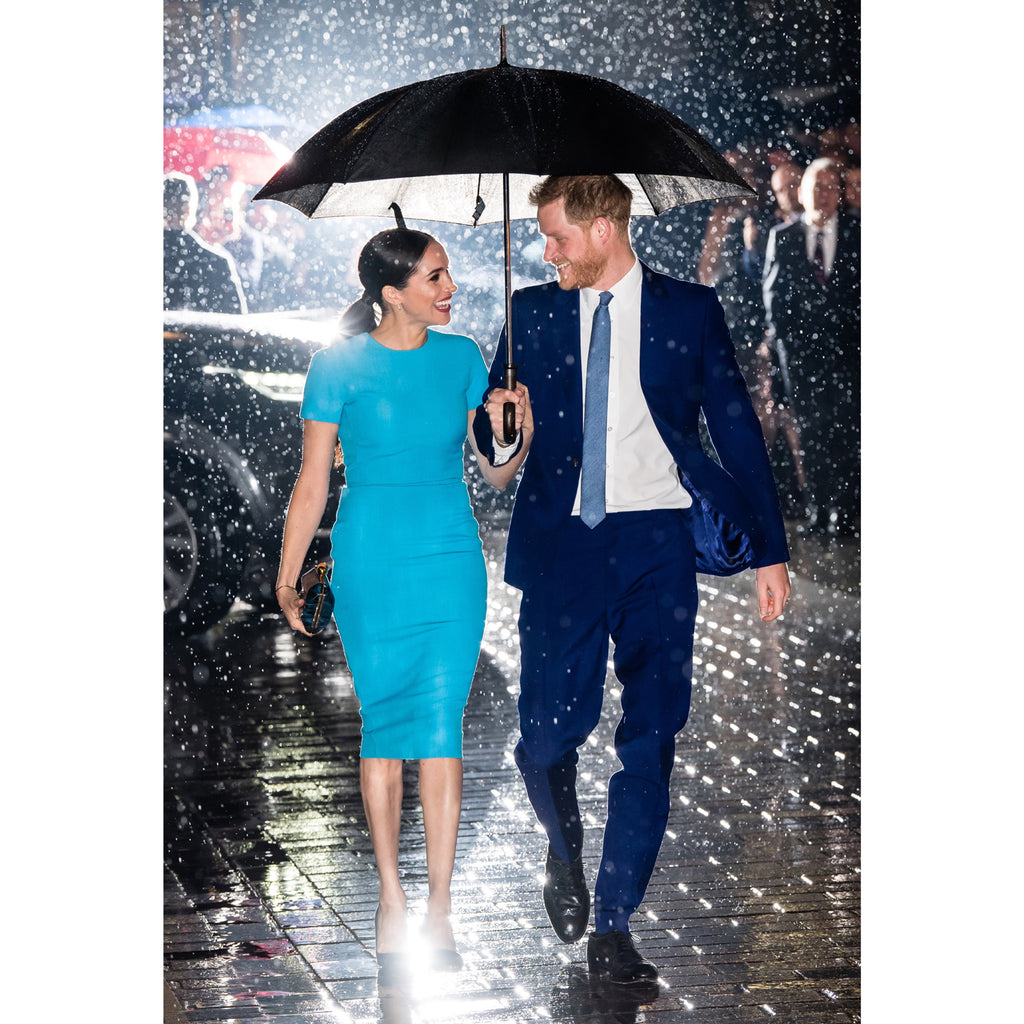 Harry and Meghan £190 print