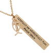 Psalm Necklace