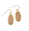 Morgan Druzy Earring