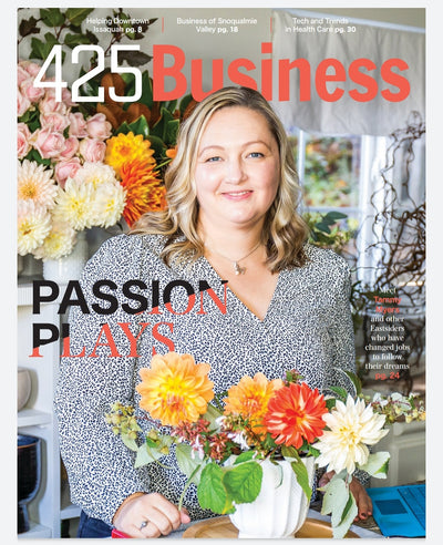 LORA Bloom receives feature in 425 Business Magazine