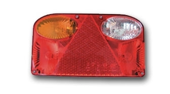 Horizontal Combination Tail Light - L/H
