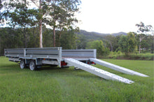 Load image into Gallery viewer, 3.5t FLAT BED - 12' X 6'