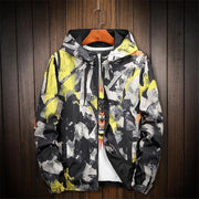 Calisto Windbreaker - Mugen Soul Urban Streetwear Hip Hop Clothing Brand