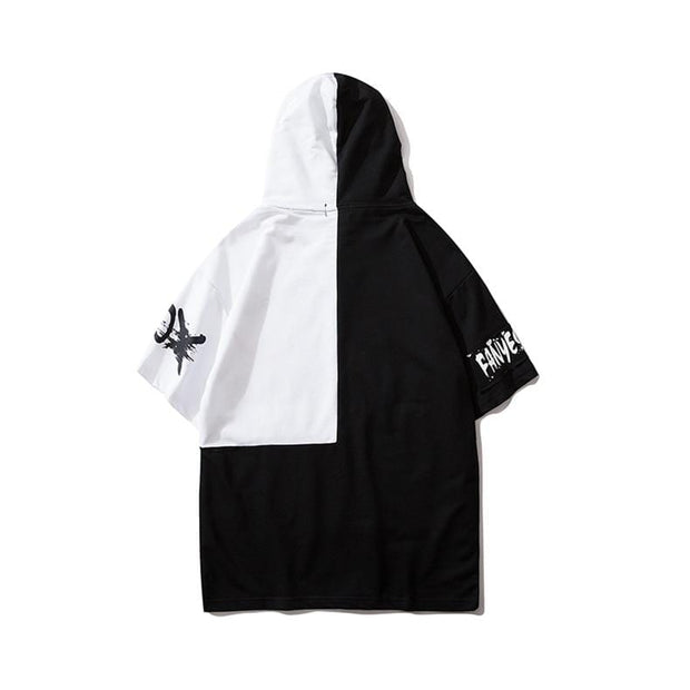 JKR Hooded Shirt MugenSoul Streetwear Brands Streetwear Clothing  Techwear