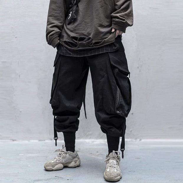 Kanji Dojo Tactical Pants MugenSoul Streetwear Brands Streetwear Clothing  Techwear