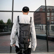 Loco Backpack MugenSoul Streetwear Brands Streetwear Clothing  Techwear