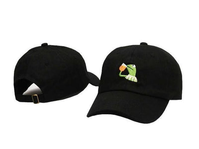 None Of My Business Dad Hat MugenSoul Streetwear Brands Streetwear Clothing  Techwear