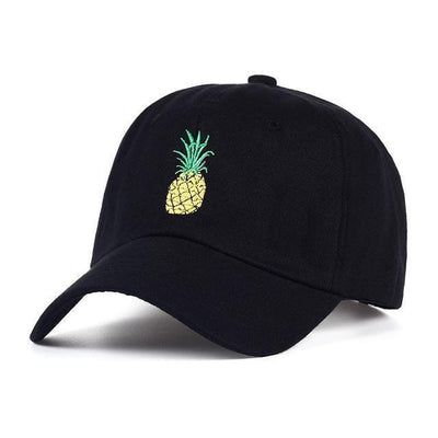 Pineapple Dad Hat MugenSoul Streetwear Brands Streetwear Clothing  Techwear