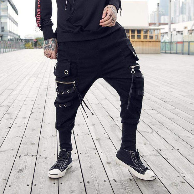 Raider Pants MugenSoul Streetwear Brands Streetwear Clothing  Techwear