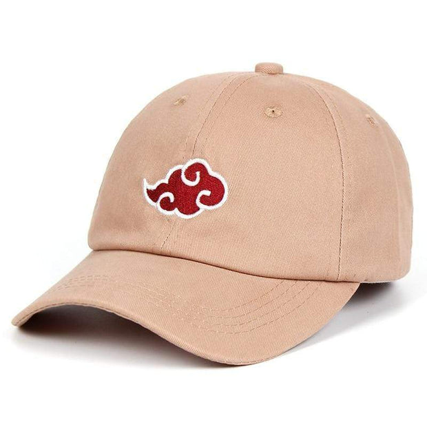 Red Cloud Dad Hat MugenSoul Streetwear Brands Streetwear Clothing  Techwear