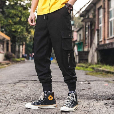 Resolve Joggers MugenSoul Streetwear Brands Streetwear Clothing  Techwear