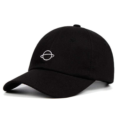 Saturn Dad Hat MugenSoul Streetwear Brands Streetwear Clothing  Techwear