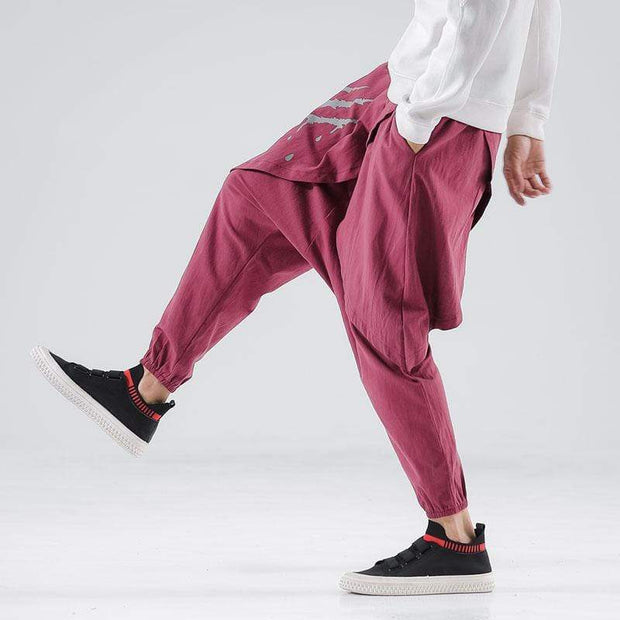 Savagery Dojo Pants MugenSoul Streetwear Brands Streetwear Clothing  Techwear