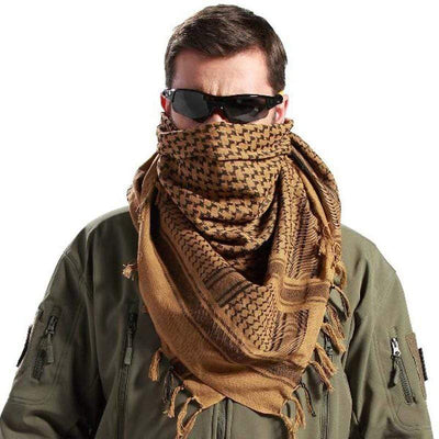 Shemagh Tactical Desert Scarf MugenSoul Streetwear Brands Streetwear Clothing  Techwear