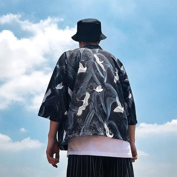 The One Kimono MugenSoul Streetwear Brands Streetwear Clothing  Techwear