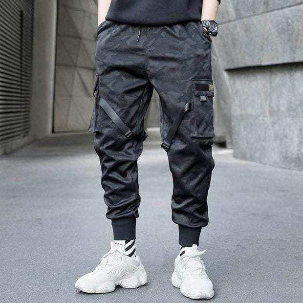 Urban Tactical Pants MugenSoul Streetwear Brands Streetwear Clothing  Techwear