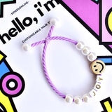 [Ready Stock] Joy Hair Tie - Lilac