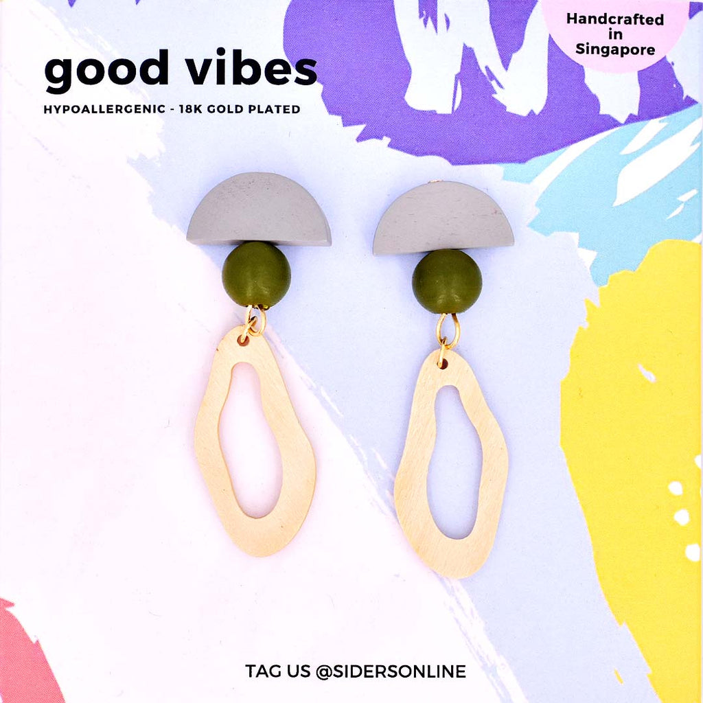Good Vibes Earrings