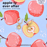 Apple-ly Ever After Gold Apple