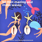 be mer-mazing and make waves