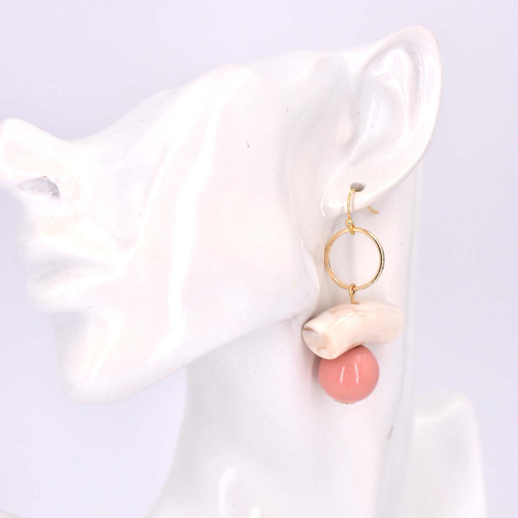 The Tteokbokki Earrings