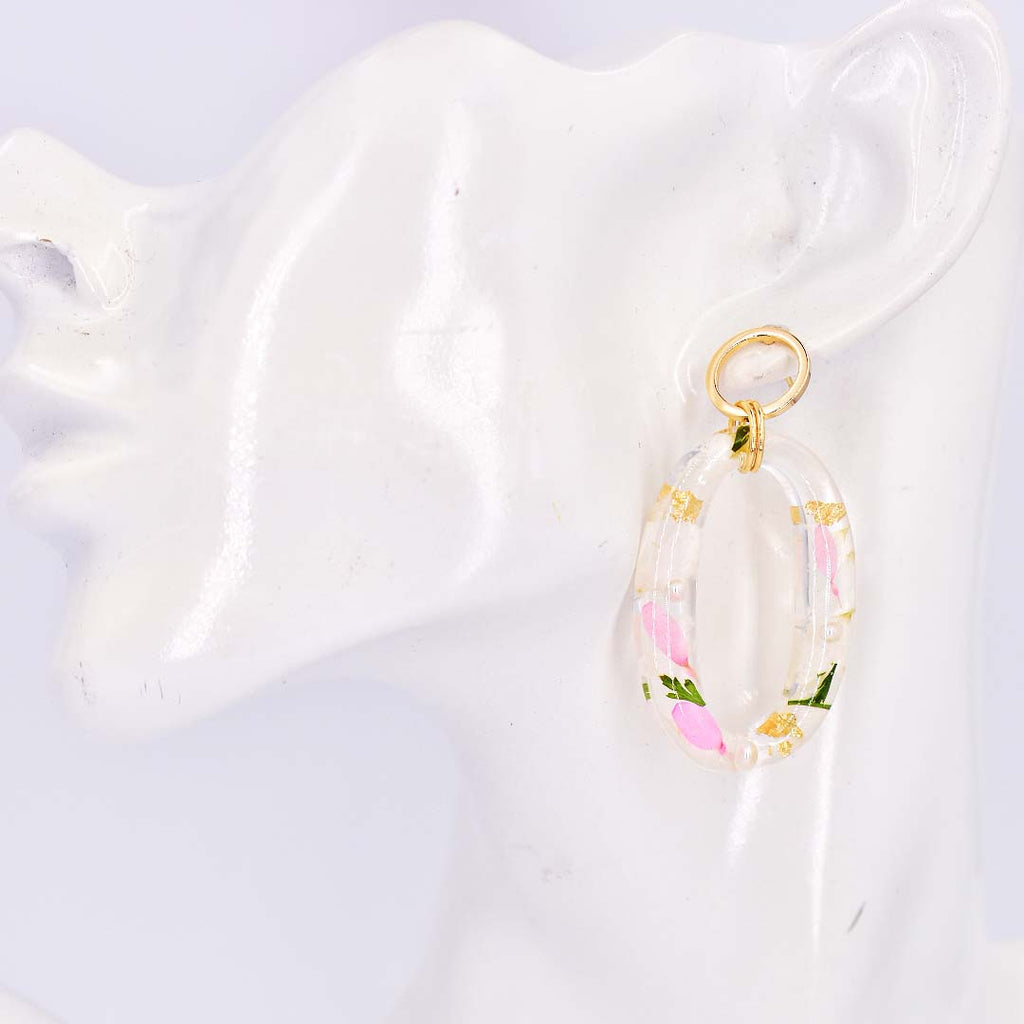 Bloom in Bliss Earrings