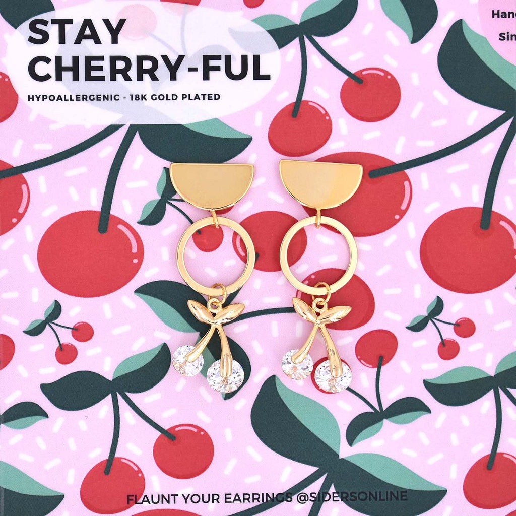 Stay Cherry-ful