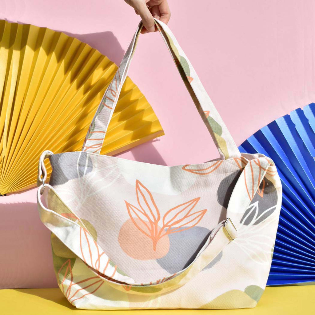 Bloom and Blossom Tote