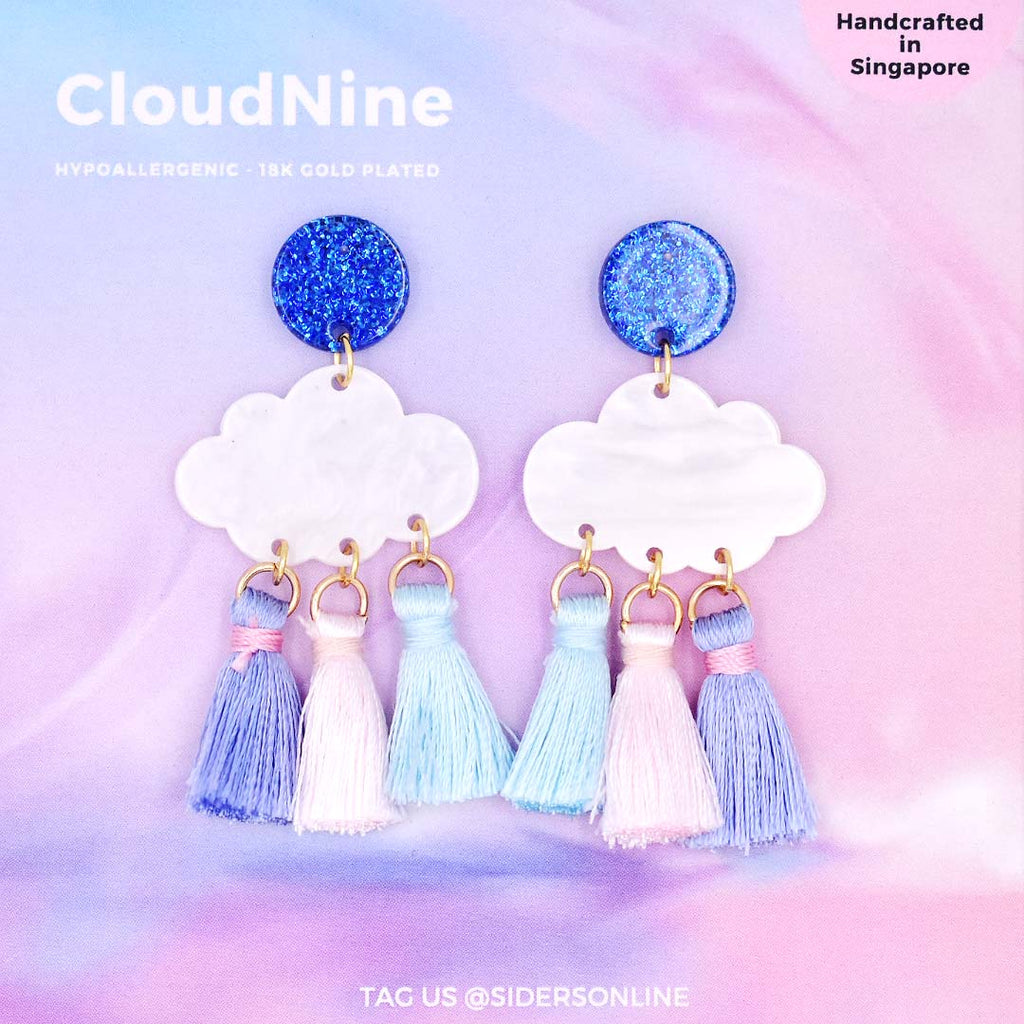 CloudNine Earrings