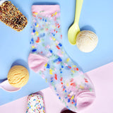 Sprinkle Popsicle Socks