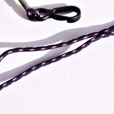 Let's Hangout 2-in-1 Lanyard in Navy