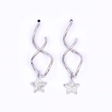 written in the stars earrings