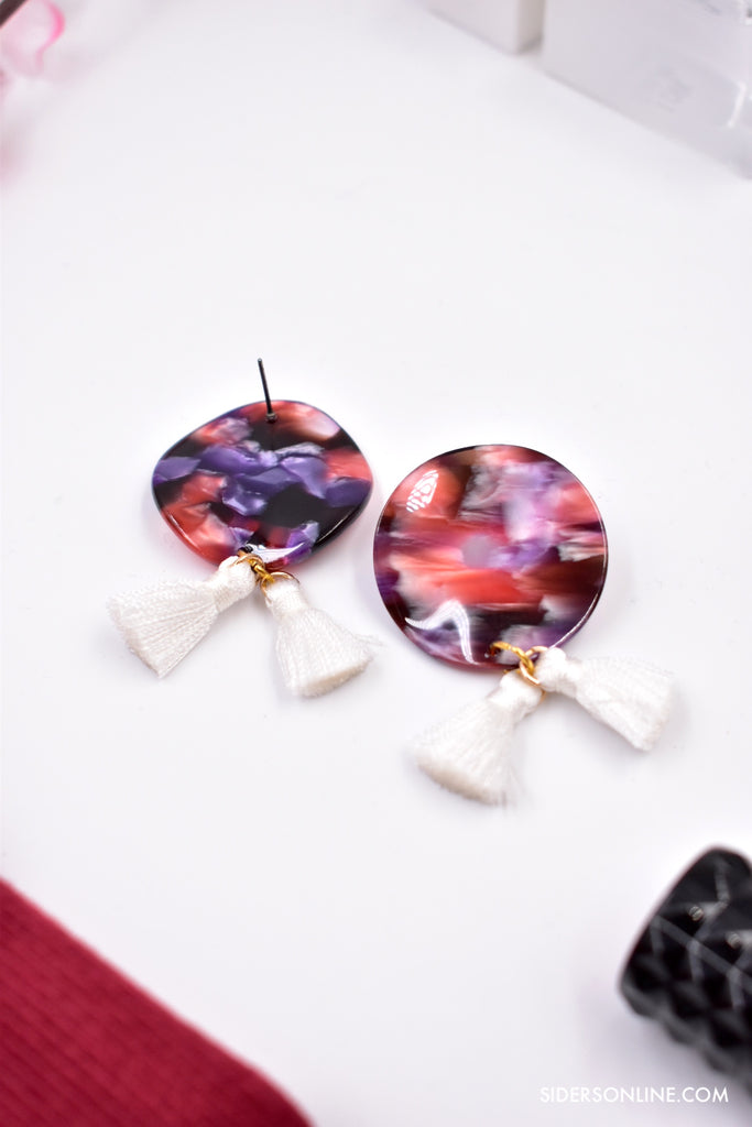 Avalon Drop Earrings