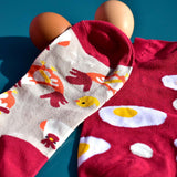 Organic Chicken Meat Socks (Avail in baby & small)