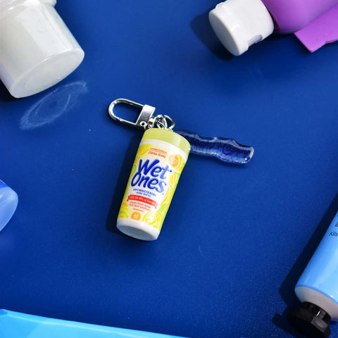 Wet Ones Keychain